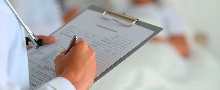 Servicio Médico - Certificado Libreta Sanitaria
